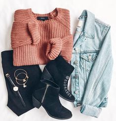 clothes for women,casual outfits,base layer clothing,casual outfits Winter Outfits For Teen Girls, Teenage Outfits, Cute Teen Outfits, Cute Comfy Outfits, Winter Fashion Outfits, Outfits For Teens, Pretty Outfits, Stylish Outfits, Girl Outfits
