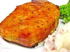 Lazy Cook's Pork Chops