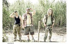 Movie review: Les 4 soldats