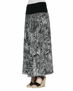 Indikka Clothes Designer Outlet Indikka Graphic Print Maxi