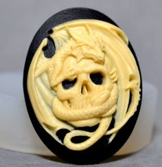 & Cake Decorating Skull & Dragon Silicone Mold Food Use Polymer Clay Resin Fimo Game Of Thrones & Garden Resin Molds, Soap Molds, Silicone Molds, Skull Mold, Polymer Clay Tools, Mason Jar Crafts, Clay Projects, Sculpting, Cake Decorating
