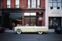 summer ride by Celine Kim, via Flickr
