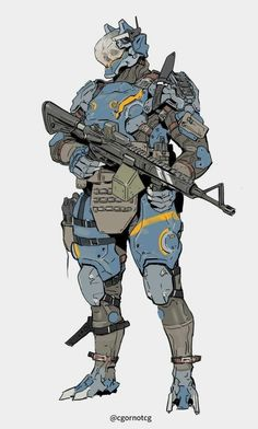 Sci fi concept art future soldier 30 New Ideas Arte Ninja, Arte Robot, Robot Concept Art, Armor Concept, Science Fiction, Character Concept, Character Art, Cyberpunk Kunst, Arte Nerd