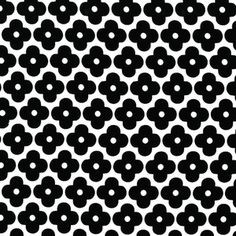 Little Flowers in Licorice -- Manufacturer: Robert Kaufman -- Designer: Ann Kelle -- Collection: Remix -- Print Name: Little Flowers in Licorice