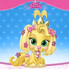 Daisy (Rapunzel) wallpaper probably containing comic book in The Disney Princess Club
