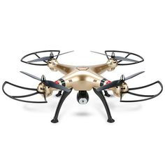 IUModel Syma X8HC RC Quadcopter Profissional Drones With 2.0MP HD Camera