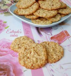 Estrade's cakes: receta de galletas de avena como las del IKEA.