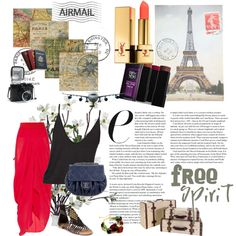 Summer day in Paris