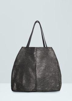 4394531b7 33 imágenes increíbles de bolsos   Zara women, Woman y Faux fur