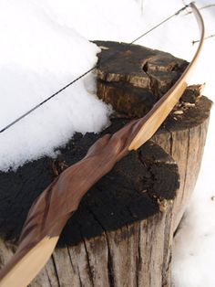 Elatha's Bow fantasy styled functional archery by HowOceansDry