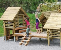 photos on the subject of Play Houses