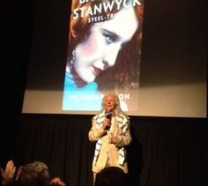 Vicky Wilson At Film Forum, August 4, 2014