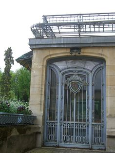 Musée de l'Ecole de Nancy - 36/38 rue du Sergent Blandan, Nancy (54) by Yvette Gauthier, via Flickr