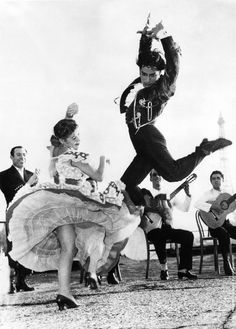 #flamenco - Rosario and Antonio by Unknown Photographer