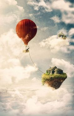 dreaming -moving on.Surrealismo / Surrealism pinned with Bazaart pinned with Bazaart Affinity Photo, Fantasy Kunst, Photomontage, Surreal Art, Fantasy World, Photo Manipulation, Cool Art, Concept Art, Art Photography