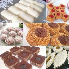 Voici une sélection de gâteaux secs algériens ou autres économiques et faciles à réaliser tel que les sablés: la confiture, au chocolat, au citron, à la confiture de lait…etc à préparer pour la fête de l'Aïd, le Ramadan ou pour le goûter tout simplement. Gateaux secs economiques gateau sec, gateau de l'aid, ramadan, sables, confiture, biscuits,gateaux algeriens