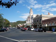 Best Small Towns in America, Photos: Town Square, Sonoma, CA