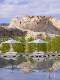 Amangiri Resort and Spa In The High Desert Of Utah Amangiri Resort Utah, Cuba, Desert Resort, Hotel Pool, Beautiful Hotels, Unique Hotels, Luxury Travel, Travel Chic, Resort Spa