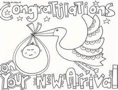congratulations coloring pages