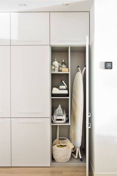 make better everyday tasks simple with these utility room storage ideas 19 Wardrobe Design Bedroom, Closet Design, Laundry Design, Bedroom Closet Design, Home Decor Kitchen, Home Entrance Decor, House Interior, Modern Laundry Rooms, Bathroom Design