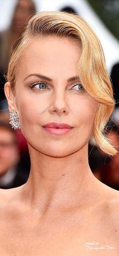 #Charlize #Theron ♔ Cannes Film Festival 2015 Red Carpet ♔ Très Haute Diva ♔