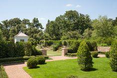 Longwood Farm Landscape & Gardens - Curtis & Windham Inc.
