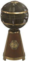 Fargo Fan aka Nikola Tesla's Wardenclyffe Tower on your desk :-)