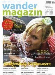 Steifzug, Genießerpfad und Flussgeschichten - das alles gibts in der Zeitschrift WANDERMAGAZIN 184/2015