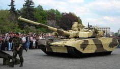 Ukraine has delivered the first five main battle tanks to Thailand of a 2011 order worth over $200 million ... For more info of Oplot-M visit  http://www.army-technology.com/projects/oplot-m-main-battle-tank-ukraine/