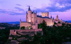 Let's start from the capital Madrid and the Royal Palace in the old town. Built in 825 years by Emir Mohammed I - Moorish conqueror. Over th...