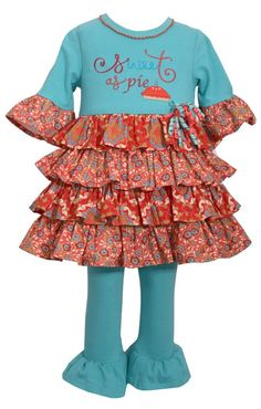 2120631498b63 23 Infant Toddler girls best Thanksgiving must have ourfits images ...