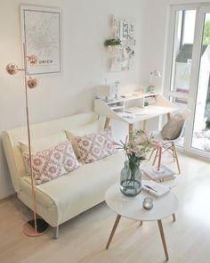 Minimalist Room, Minimalist Home Decor, Living Room Modern, Home And Living, Decoration Inspiration, Home Office Decor, Home Decor Styles, Home Projects, Bedroom Decor