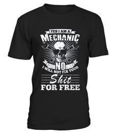 Limited Edition - I AM MECHANIC