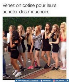 Vazi je donne 30€ pr elle Jokes Quotes, Memes, Funny Facts, Funny Jokes, Lol, Laughing And Crying, How To Speak French, I Laughed, Laughter