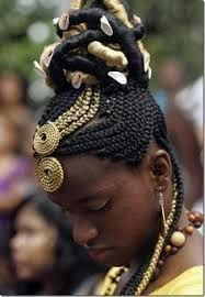 Image Result For Traditional African Hair Ornaments In 2019