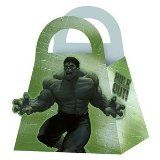 The Incredible Hulk Treat Boxes (4 Count)