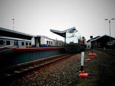 Cc 203  Argo Jati (from Kejaksan Station to Gambir Station )