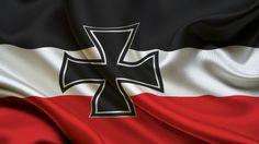 флаг, фашистской, германии