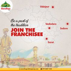 A journey that began in 2001 has now 4 Franchise members who are themselves are a foodie. Join our franchise family today. Call us at 079 2687 1222 Gujarati Thali, Indore, Udaipur, Ahmedabad, Indian Food Recipes, Foodies, Join, Journey, The Journey