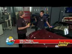Car Wax & Paint Sealant Application Techniques: how to apply wax & paint sealant by hand or polisher.