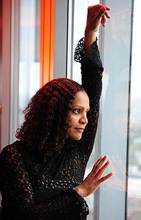 Jazz Latin Star Saengerin Felicia Toure by peterkonersmann, via Flickr