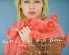 NICKY EPSTIEN KNITTING NEVER FELT BETTER - Нина Смирнова - Picasa Web Albums
