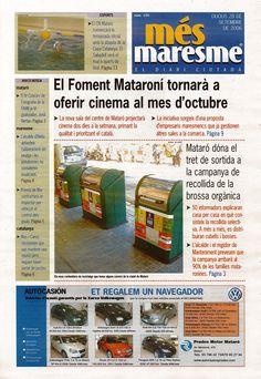 Més Maresme (2006). Incomplet. Informació general