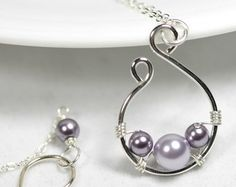 sterling wire wrapped jewelry - Google | http://awesomewomensjewelryeunice.blogspot.com