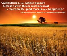 Agriculture Quotes 64 Best Ag Quotes images | Agriculture quotes, Agriculture, Ag quote Agriculture Quotes