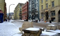 SmarterTravel - The Best Trips Start Here Snowy Pictures, Best Travel Deals, The Neighbourhood, Things To Do, Street View, Canada, Art, Craft Art, Things To Make