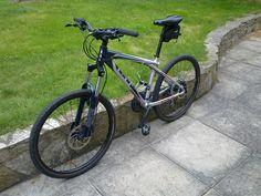 My bike. GT Agressor XC3