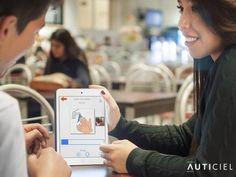 AUTICIEL, des applications numeriques pour l'autonomie et l'inclusion des personnes en situation de handicap cognitif et mental