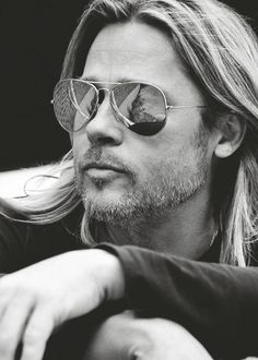 Brad Pitt – Esquire US (June – July 2013)