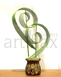 Artiflax Flax Flowers for the best Wedding Bouquets, Wedding Cake Toppers, Corporate Gifts. Contemporary Flower Arrangements, Creative Flower Arrangements, White Flower Arrangements, Ikebana Flower Arrangement, Ikebana Arrangements, Flower Centerpieces, Wedding Centerpieces, Wedding Decorations, Flax Flowers